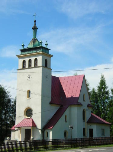 Protestant_church_in_Studzionka